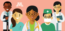health professional avatars